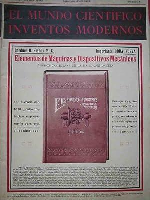 EL MUNDO CIENTÍFICO. INVENTOS MODERNOS Nº4: G.DE NADAL MªFernanda (Directora)
