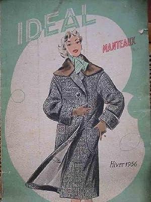 IDEAL Nº 25. MANTEAUX. Hiver 1956: Sin autor