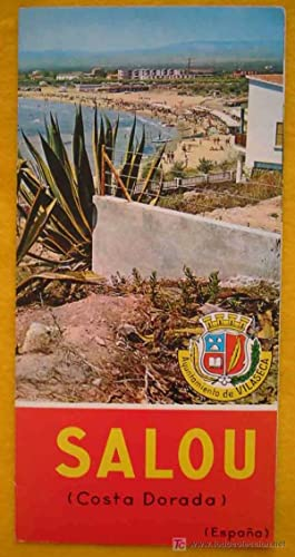 FOLLETO TURÍSTICO : SALOU - COSTA DORADA (Tourist brochure)