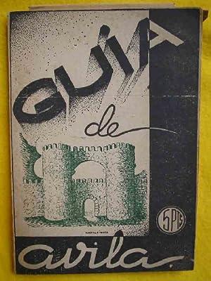 GUÍA DE ÁVILA. 1946: GOMEZ MONTERO R., BELMONTE DIAS, L.