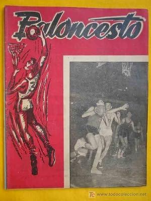 BALONCESTO. Boletín Informativo de la Federación Española de Baloncesto. N 21....