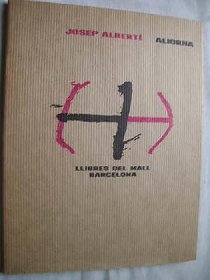 ALIORNA: ALBERTÍ, Josep