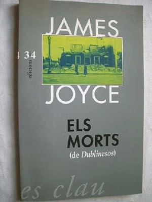ELS MORTS (de Dublinesos): JOYCE, James
