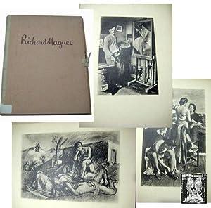 RICHARD MAGUET 1896 - 1940: GRENIER Jean (texto) MAGUET Richard