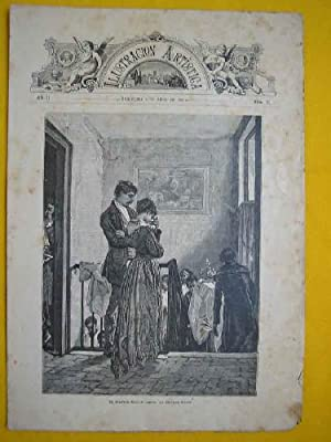 LA ILUSTRACIÓN ARTÍSTICA. Nº 67 - Abril 1883: Sin autor