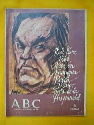 ABC. Número dedicado a Rubén Darío. 15 y 14 de Enero de 1967: LUCA DE TENA ...