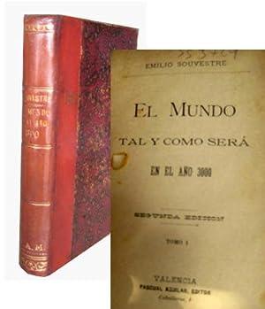 EL MUNDO EN EL AÑO 300: SOUVESTRE, Emilio