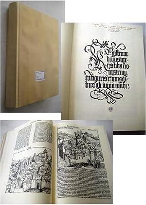 LIBER CHRONICARUM (facsimil bibliofilia): HARTMANNUS SCHEDEL