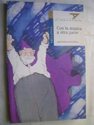 CON LA MÚSICA A OTRA PARTE: DEL CAÑIZO, José Antonio
