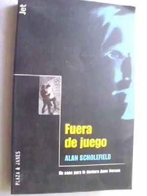 FUERA DE JUEGO: SCHOLEFIELD, Alan