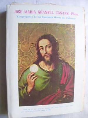 31 MONICIONES PARA LA SANTA MISA, 31: GRANELL CASANS, José