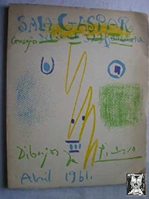 SALA GASPAR. Consejo de Ciento. PICASSO. DIBUJOS, GOUACHES, ACUARELAS. Abril 1961: PICASSO