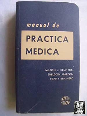 MANUAL DE PRÁCTICA MÉDICA