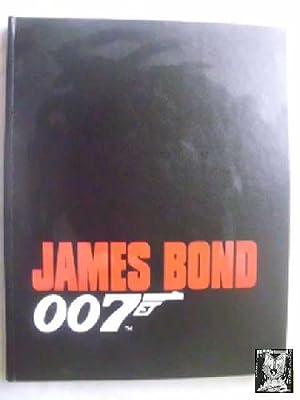 JAMES BOND 007: Sin autor