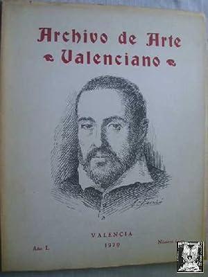 ARCHIVO DE ARTE VALENCIANO. Año L. 1979: REAL ACADEMIA DE ARTE DE SAN CARLOS