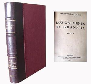 LOS CÁRMENES DE GRANADA: PALACIO VALDÉS, Armando