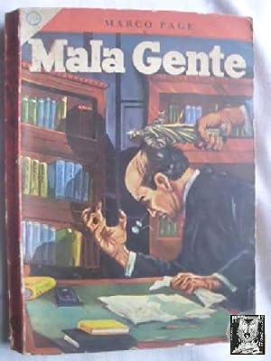 MALA GENTE: PAGE, Marco