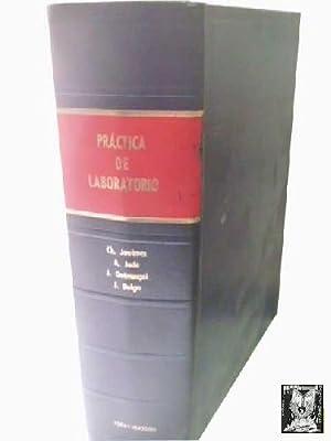 PRÁCTICA DE LABORATORIO: JAULMES, Ch/ JUDE, A/ QU�RANGAL, J/ DELGA, J