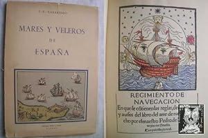 MARES Y VELEROS DE ESPAÑA: CASARIEGO, J.E.