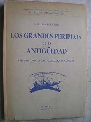 LOS GRANDES PERIPLOS DE LA ANTIGÜEDAD. BREVE HISTORIA DE LAS NAVEGACIONES CLÁSICAS: ...