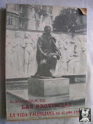 ALMANAQUE DE LAS PROVINCIAS. LA VIDA VALENCIANA EN EL AÑO 1965: Sin autor