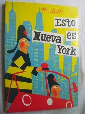 ESTO ES NUEVA YORK: SASEK, M