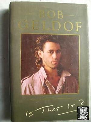 IS THAT IT?: GELDOF Bob, VALLELY