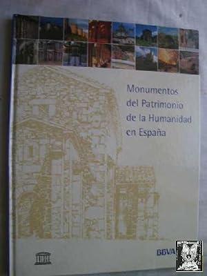 MONUMENTOS DEL PATRIMONIO DE LA HUMANIDAD EN ESPAÑA: AAVV