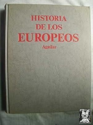 HISTORIA DE LOS EUROPEOS: DUROSELLE, Jean-Baptiste