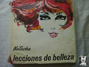 LECCIONES DE BELLEZA: NATACHA