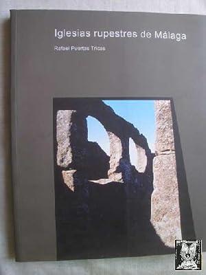 IGLESIAS RUPESTRES DE MÁLAGA: PUERTAS TRICAS, Rafel