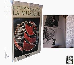 DICTIONNAIRE DE LA MUSIQUE, L-Z. Vol II.: Honegger, Marc