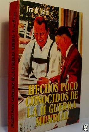 HECHOS POCO CONOCIDOS DE LA II GUERRA MUNDIAL: MATURE Frank