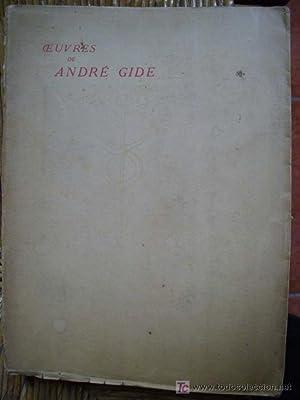 L'IMMORALISTE: GIDE André