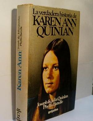 karen ann quinlan biography