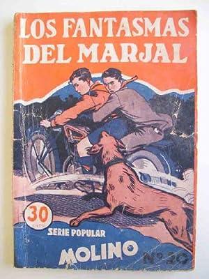 LOS FANTASMAS DEL MARJAL: Sin autor