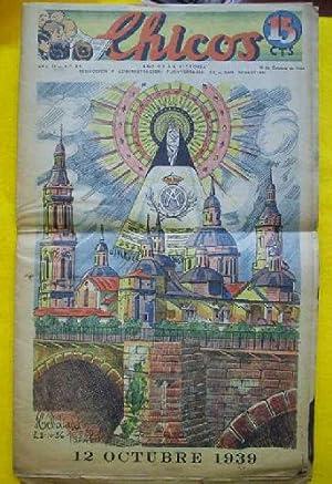 CHICOS. Año II - N 85 - Octubre 1939: AAVV