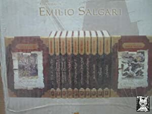 AVENTURAS DE EMILIO SALGARI (Los tigres de: SALGARI, Emilio
