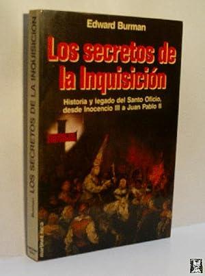 LOS SECRETOS DE LA INQUISICIÓN: BURMAN Edward