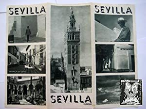 Folleto turismo - Tourist Brochure: SEVILLA