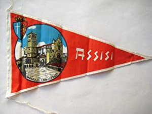 Antiguo Banderín - Old Pennant : ASSISI