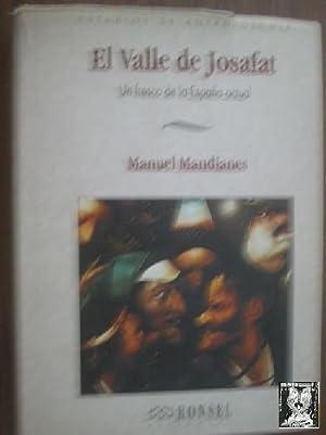 EL VALLE DE JOSAFAT: MANDIANES, Manuel