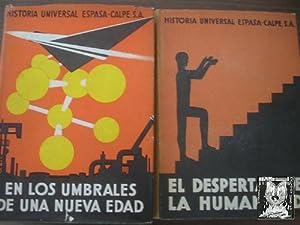 HISTORIA UNIVERSAL ESPASA-CALPE. 11 tomos: Varios autores