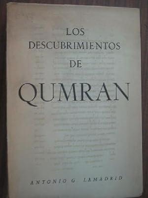 LOS DESCUBRIMIENTOS DE QUMRAN: LAMADRID, Antonio G.