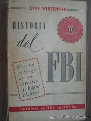 HISTORIA DEL FBI: WHITEHEAD, Don