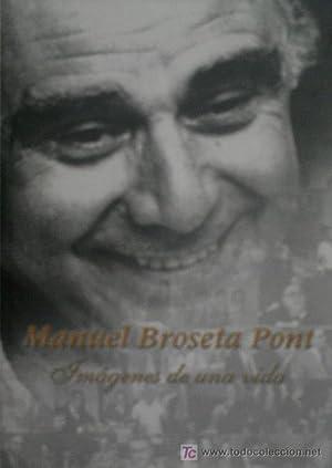 MANUEL BROSETA PONT, IMÁGENES DE UNA VIDA: Sin autor