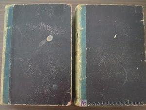 LOCURA DE AMOR ( 2 tomos): CASTELLANOS Y VELASCO, Juli�n