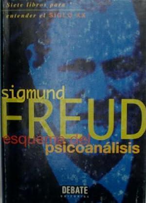 ESQUEMA DEL PSICOANALISIS: FREUD Sigmund