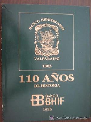 110 AÑOS DE HISTORIA. BANCO BB BHIF: Sin autor