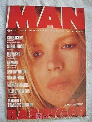 MAN N 3. El hombre que viene. Enero 1988: GARCÍA PUIG Damian (director)